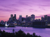 Montreal, Quebec, Canada Photographic Print by Walter Bibikow