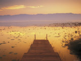 Inle Lake, Burma Photographic Print by Peter Adams