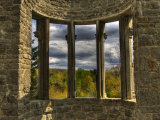 Ruins Window Photographic Print by Irene Suchocki
