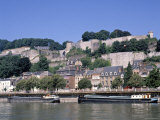 River Meuse and Citadel, Namur, Belgium Photographic Print by Danielle Gali