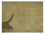 Blurred Back Half of Cat Reprodukcja zdjęcia autor Mia Friedrich