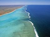 Ningaloo Reef, Ningaloo Marine Park, Western Australia, Australia, Photographic Print
