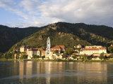 Durnstein at Danube, Wachau, Lower Austria, Austria Photographic Print by Doug Pearson
