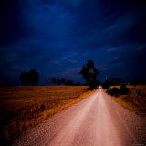 Road to Lake Photographic Print by Mark James Gaylard