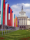 Parliament Building, Sofia, Bulgaria Photographic Print by Russell Young