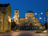 Cathedral of St. Nedelya, Sofia, Bulgaria Photographic Print by Russell Young