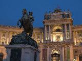 Hofburg, Vienna, Austria Photographic Print by Doug Pearson