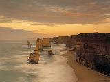 12 Apostles, Victoria, Australia Fotografie-Druck von Peter Adams