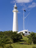 Gibbs Hill Lighthouse, Southampton Parish, Bermuda Photographic Print by Gavin Hellier