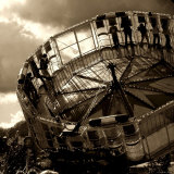 Wheel, no. 2 Photographic Print by Judith Bartos