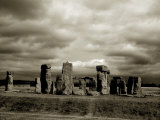 Stonehenge Photographic Print by Judith Bartos