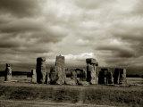Stonehenge Photographic Print by Judith Bartos
