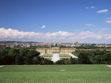 Schonbrunn Palace, Vienna, Austria Photographic Print by Jon Arnold