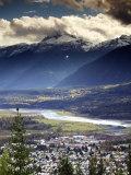 Revelstoke, British Columbia, Canada Photographic Print by Walter Bibikow