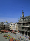 Grand Place, Brussels, Belgium Photographic Print by Rex Butcher