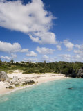 Chaplin Bay, South Coast Beaches, Southampton Parish, Bermuda, Photographic Print by Gavin Hellier