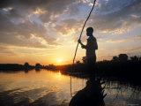 Okavango Delta, Botswana Photographic Print by Alan Compton