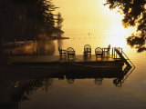 Golden Pond Photographic Print by Jody Miller