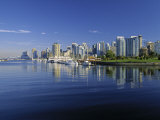 Vancouver, British Columbia, Canada Photographic Print by Walter Bibikow