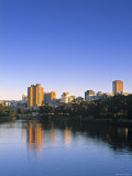 Skyline of Adelaide, South Australia, Australia Photographic Print by Doug Pearson