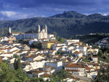 Ouro Preto, Brazil Photographic Print by Peter Adams