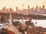 Sydney from South Head, Sydney, Nsw, Australia Photographic Print by Doug Pearson