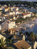 Hvar Island, Croatia Photographic Print by Peter Adams