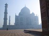 Taj Mahal, Agra, Uttar Pradesh, India Photographic Print by Walter Bibikow