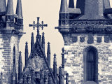 Church of Our Lady Before Tyn, Prague, Czech Republic Photographic Print by Jon Arnold