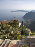 Eze, French Riviera, Cote d'Azur, France Photographie par Doug Pearson