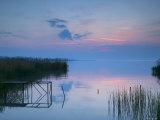 Lake Balaton, Hungary Photographic Print by Walter Bibikow