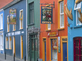 Shop Fronts, Dingle, Co. Kerry, Ireland Photographic Print by Doug Pearson