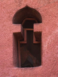 Aksumite Window, Bet Gabriel-Rufael, Lalibela, Ethiopia Photographic Print by Jane Sweeney