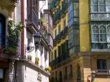 Siete Calles Area, Bilbao, Basque Country, Spain Photographic Print by Alan Copson