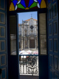 Plaza de La Catedral, Havana Vieja, Havana, Cuba Photographic Print by Peter Adams
