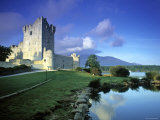 Ross Castle, Killarney, Co. Kerry, Ireland Photographic Print by Peter Adams