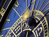Astronomical Clock, Old Town Hall, Prague, Czech Republic Photographic Print by Alan Copson