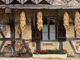 Ferme de La Foret, St. Trivier de Courtes, Burgundy, France Photographic Print by Doug Pearson