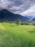 Brig, Valais, Switzerland Photographic Print by Jon Arnold