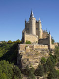 Alcazar, Segovia, Spain Photographic Print by Alan Copson