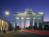 Brandenburg Gate, Berlin, Germany Photographie par Jon Arnold