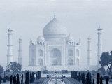 Taj Mahal, Agra, Inde Photographie par Jon Arnold