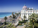 Negresco Hotel, Nice, Cote d'Azur, France Photographic Print by Gavin Hellier