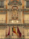 Plaza Mayor, Madrid, Spain Photographic Print by Jon Arnold