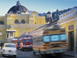 Antigua, Guatemala, Central America Photographic Print by Peter Adams