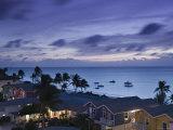 Seven Mile Beach, Grand Cayman, Cayman Islands, Caribbean Photographic Print by Walter Bibikow