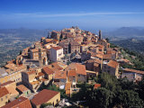 Speloncato, Corsica, France Photographic Print by Doug Pearson