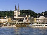 Boppard, Rhineland Palatinate, Germany Photographic Print by Gavin Hellier