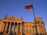 Reichstag, Berlin, Germany Photographic Print by Jon Arnold