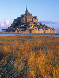 Mont St. Michel, Manche, Normandy, France Photographic Print by Doug Pearson